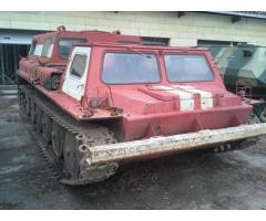 For sale all-terrain vehicle GAZ-71 VPL-149. - Image 1