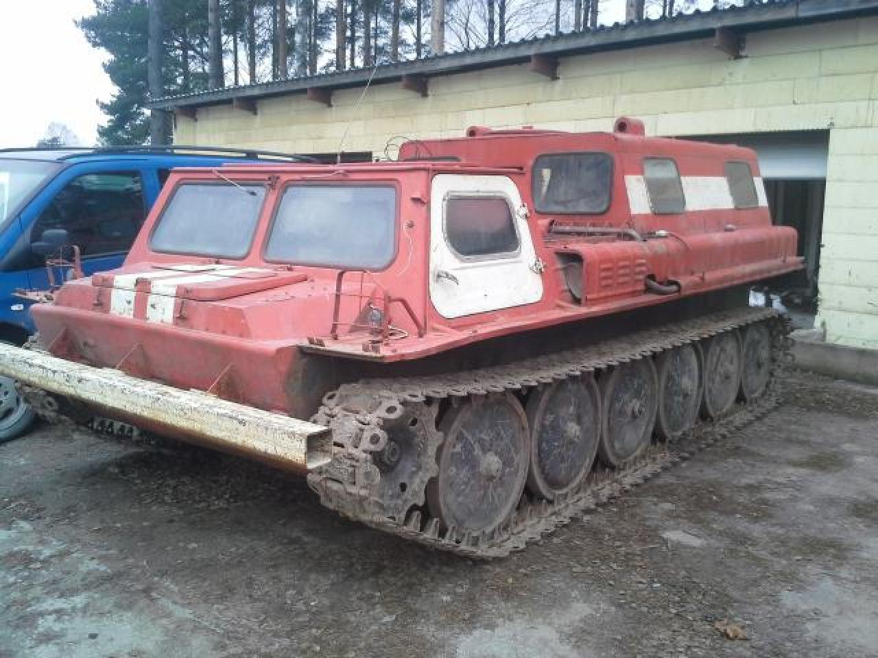 For sale all-terrain vehicle GAZ-71 VPL-149. - 2