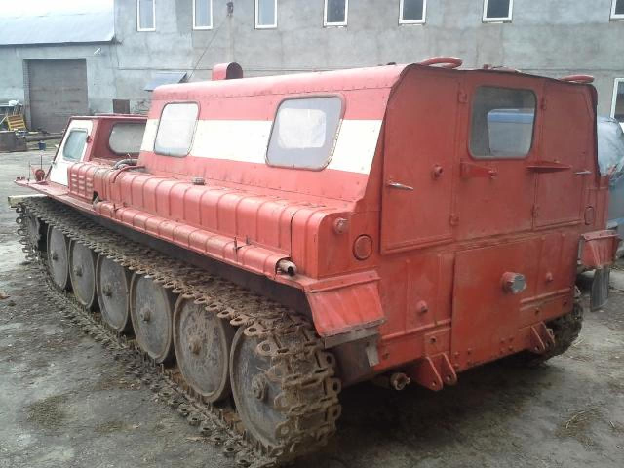 For sale all-terrain vehicle GAZ-71 VPL-149. - 3