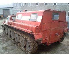 For sale all-terrain vehicle GAZ-71 VPL-149. - Image 3