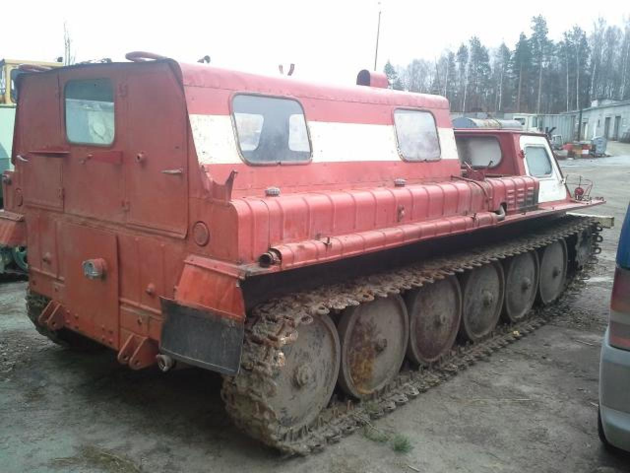 For sale all-terrain vehicle GAZ-71 VPL-149. - 4