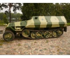 Sale armored car From-810 ( Sd Kfz 251 )