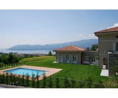 Вилла в Палланце (Италия) на озере Маджоре