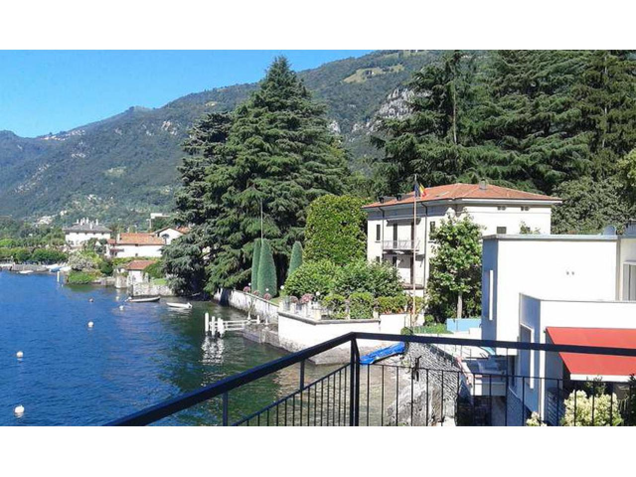 Вилла в городе Ленно (Италия) на озере Комо - 5