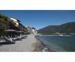 Таунхаус в Леццено (Италия) на первой линии озера Комо