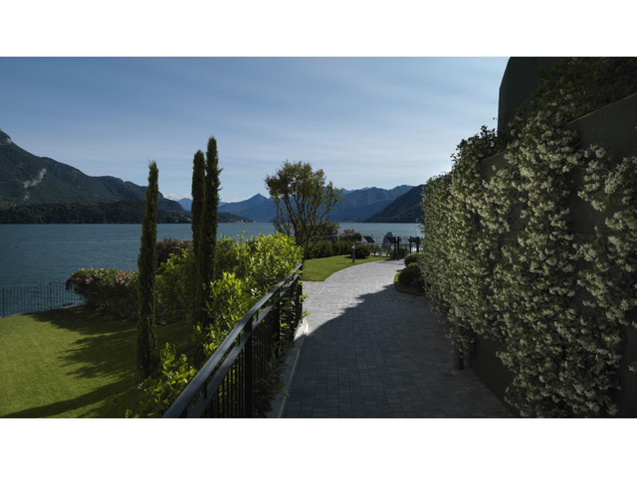 Таунхаус в Леццено (Италия) на первой линии озера Комо - 11