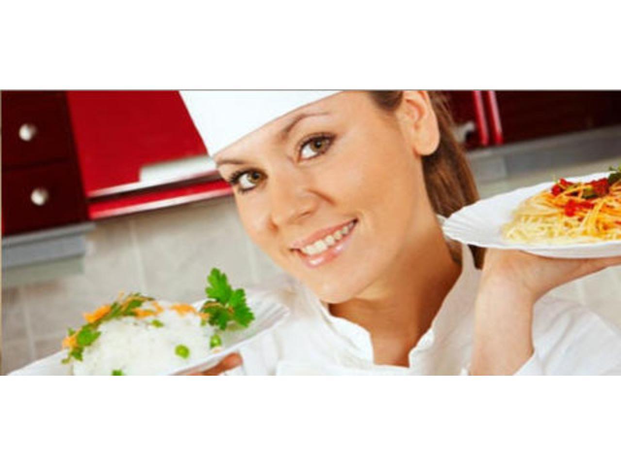 Ищем повара без проживания 2600 фунтов в месяц - 1
