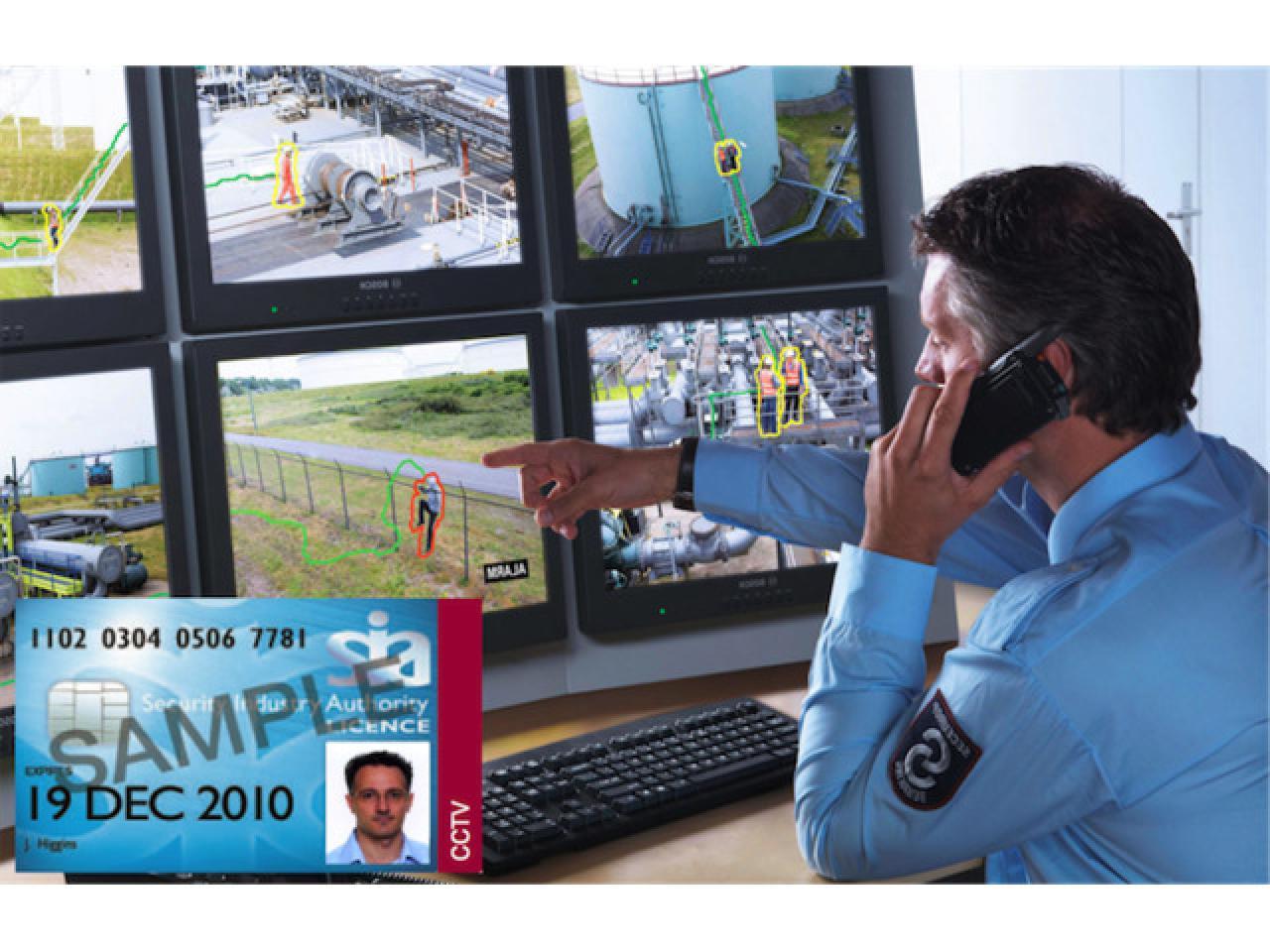Security Company требуются мужчины и женщины на работу охранником,обучаем,помогаем получить лицензию - 3