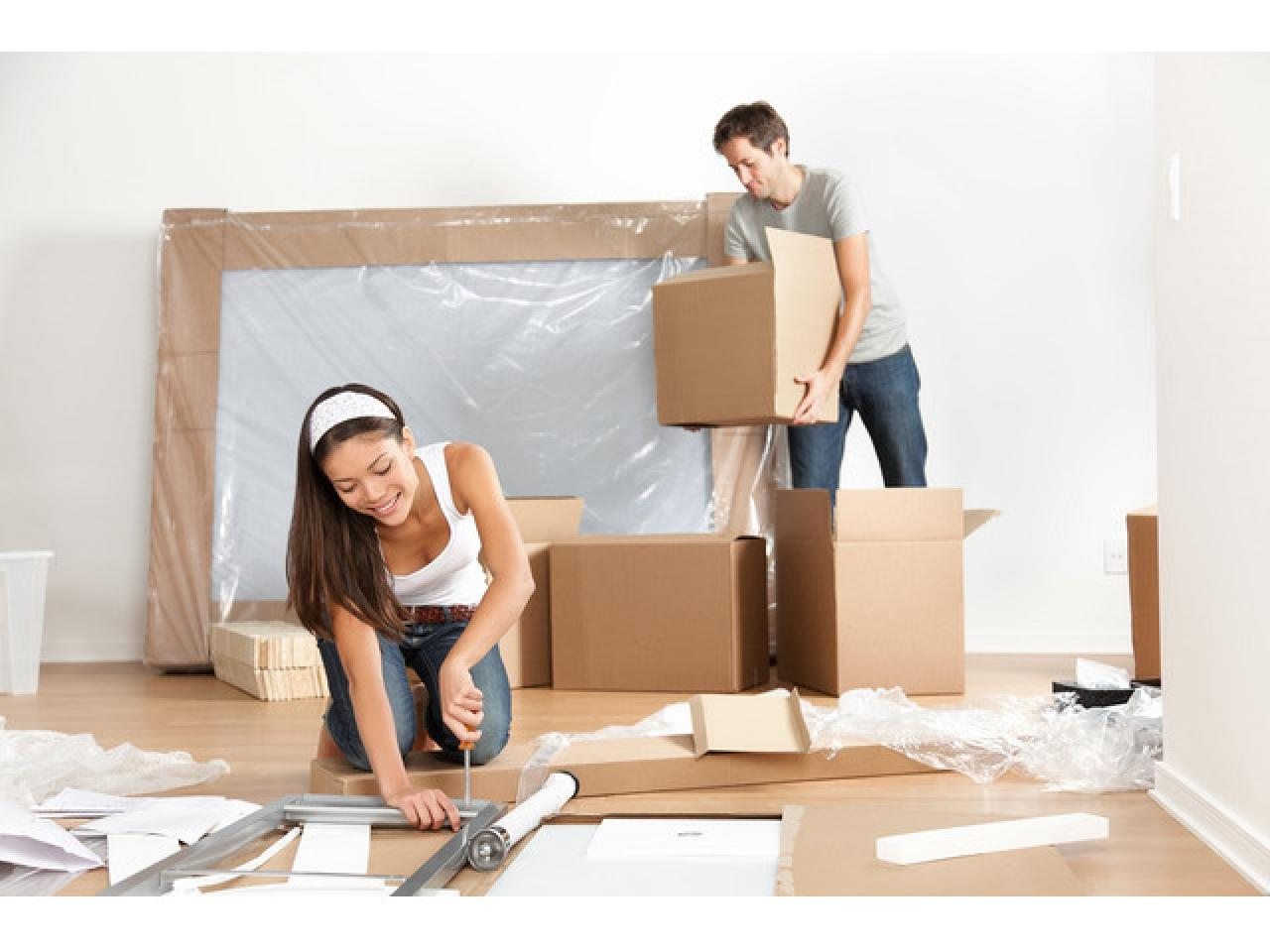 Removal and delivery service in UK! - 1