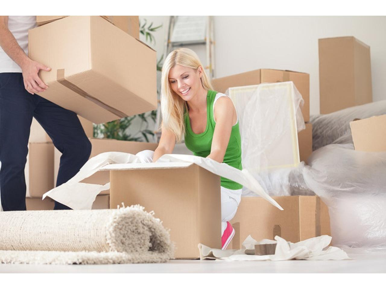 Removal and delivery service in UK! - 2