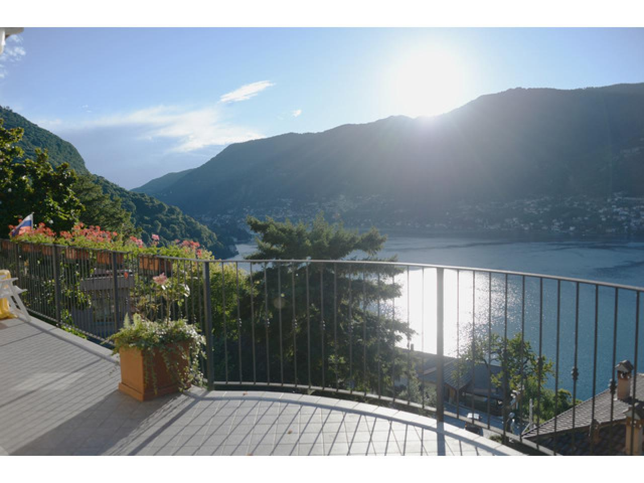 Вилла в Фаджето Ларио (Италия) на озере Комо - 3