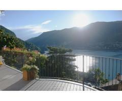 Вилла в Фаджето Ларио (Италия) на озере Комо
