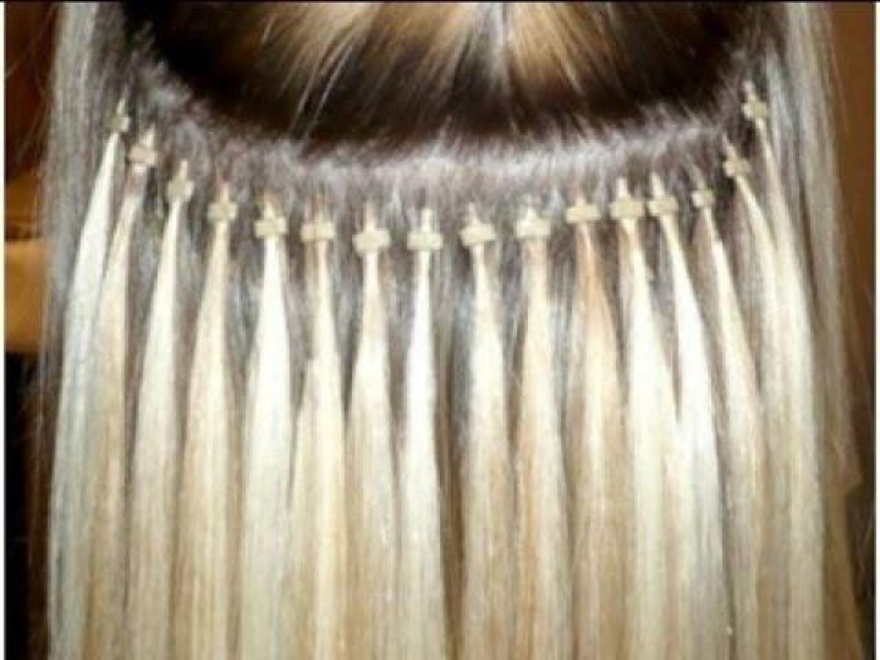 Наращивание волос - требуется модель - создание портфолио - 1