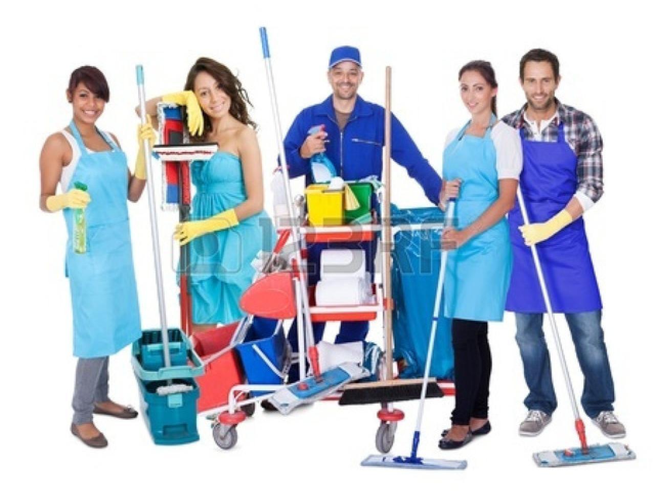Домработницы,  уборка  домов и офисов в Лондоне - 1