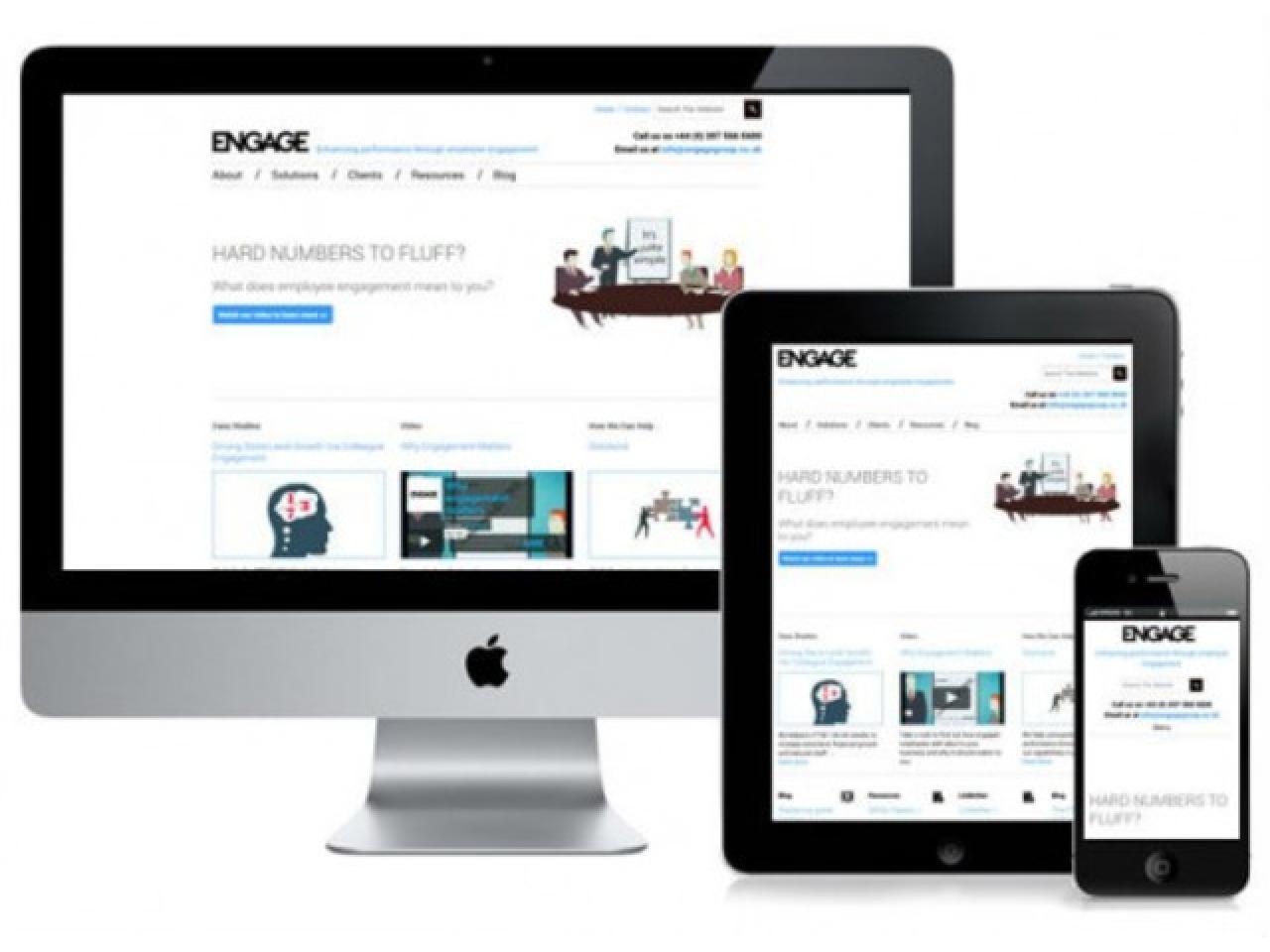 Создание веб сайтов, интернет магазинов и продвижение в интернет - 1