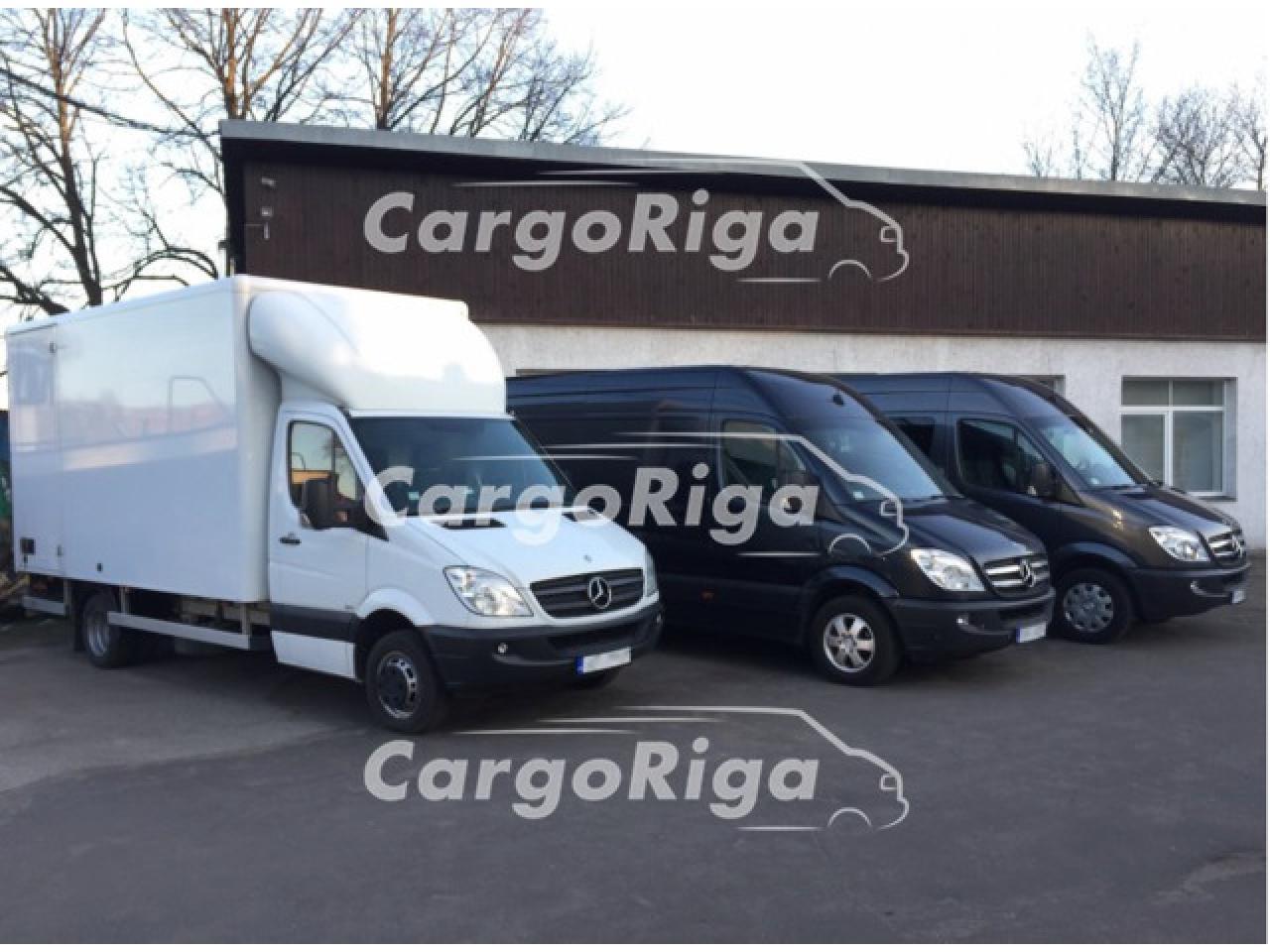 Международная перевозка переезд  Великобритания Европа Россия Чехия - 1