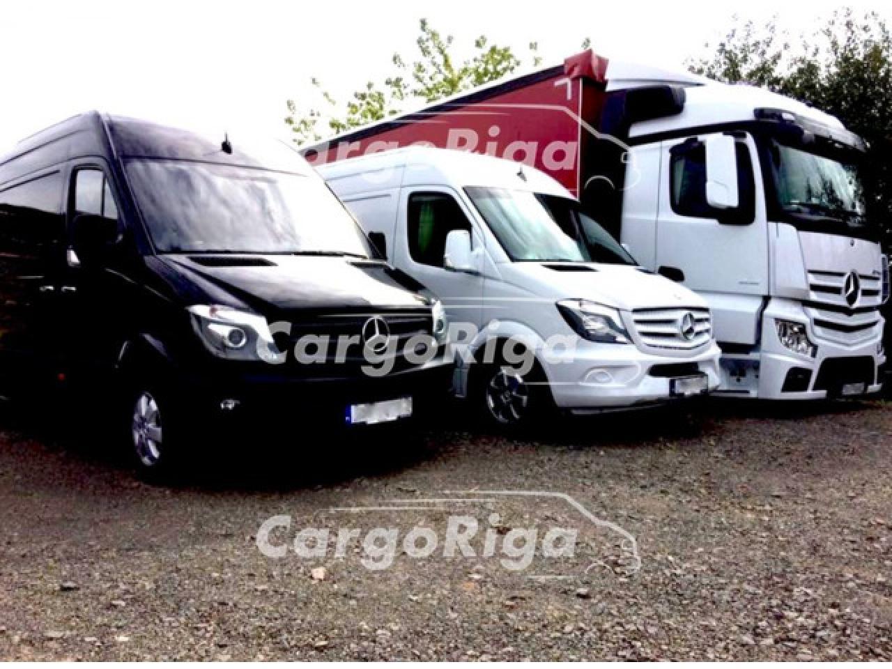 Международная перевозка переезд  Великобритания Европа Россия Чехия - 3
