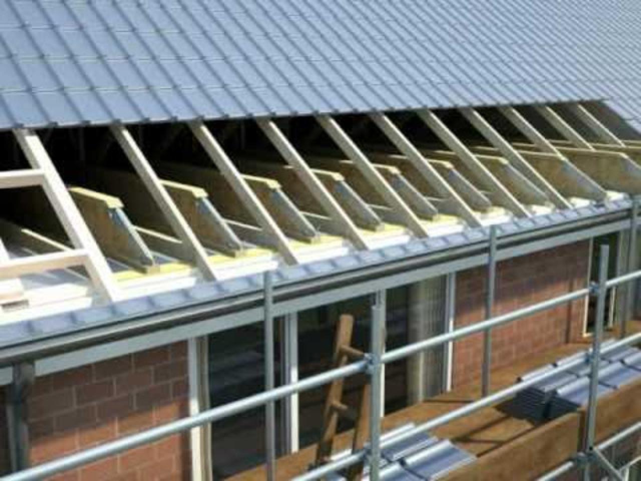 Построим или отремонтируем вашу крышу,  лофт. - 2