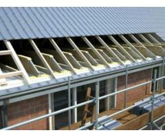 Построим или отремонтируем вашу крышу,  лофт.