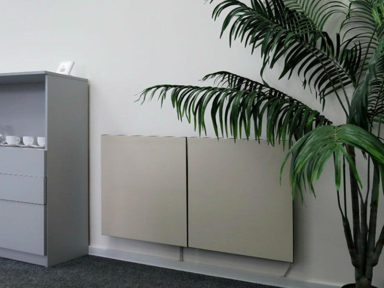 Керамические панели Hybrid для экономного отопления. Мощность 375 Вт. - 3
