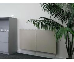 Керамические панели Hybrid для экономного отопления. Мощность 375 Вт.
