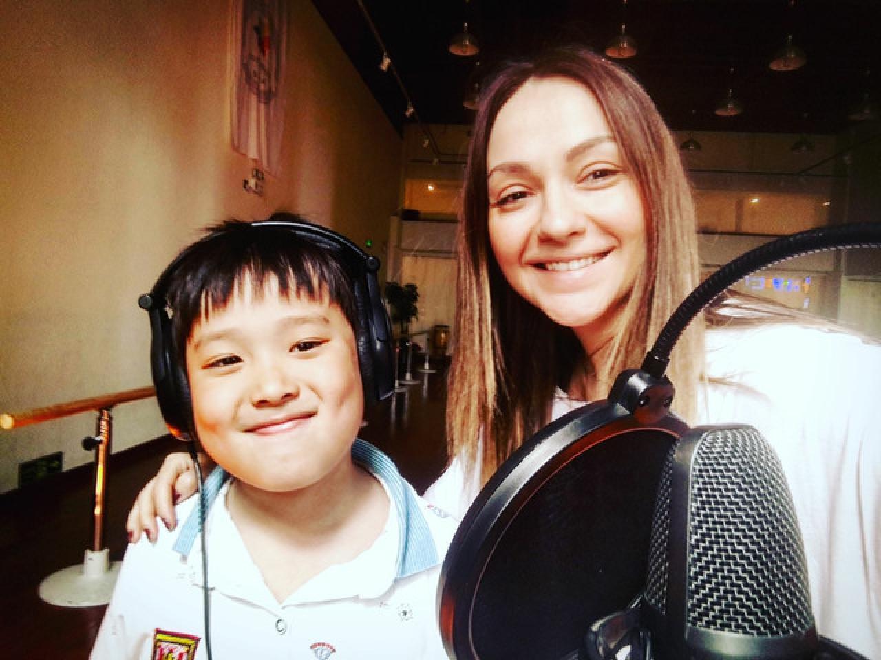 Уроки вокала для детей и взрослых - 3