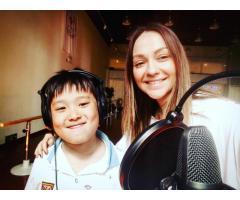 Уроки вокала для детей и взрослых