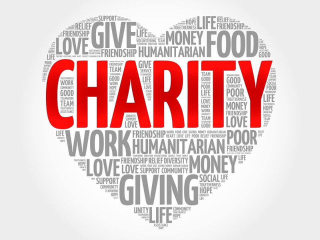 charity bags - 1
