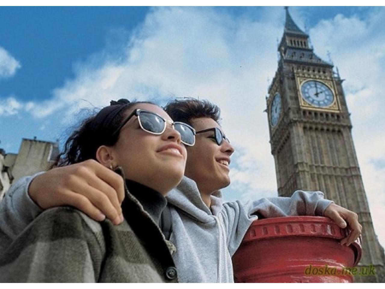 Начните учиться и жить в Лондоне при полном финансировании Британии - 1