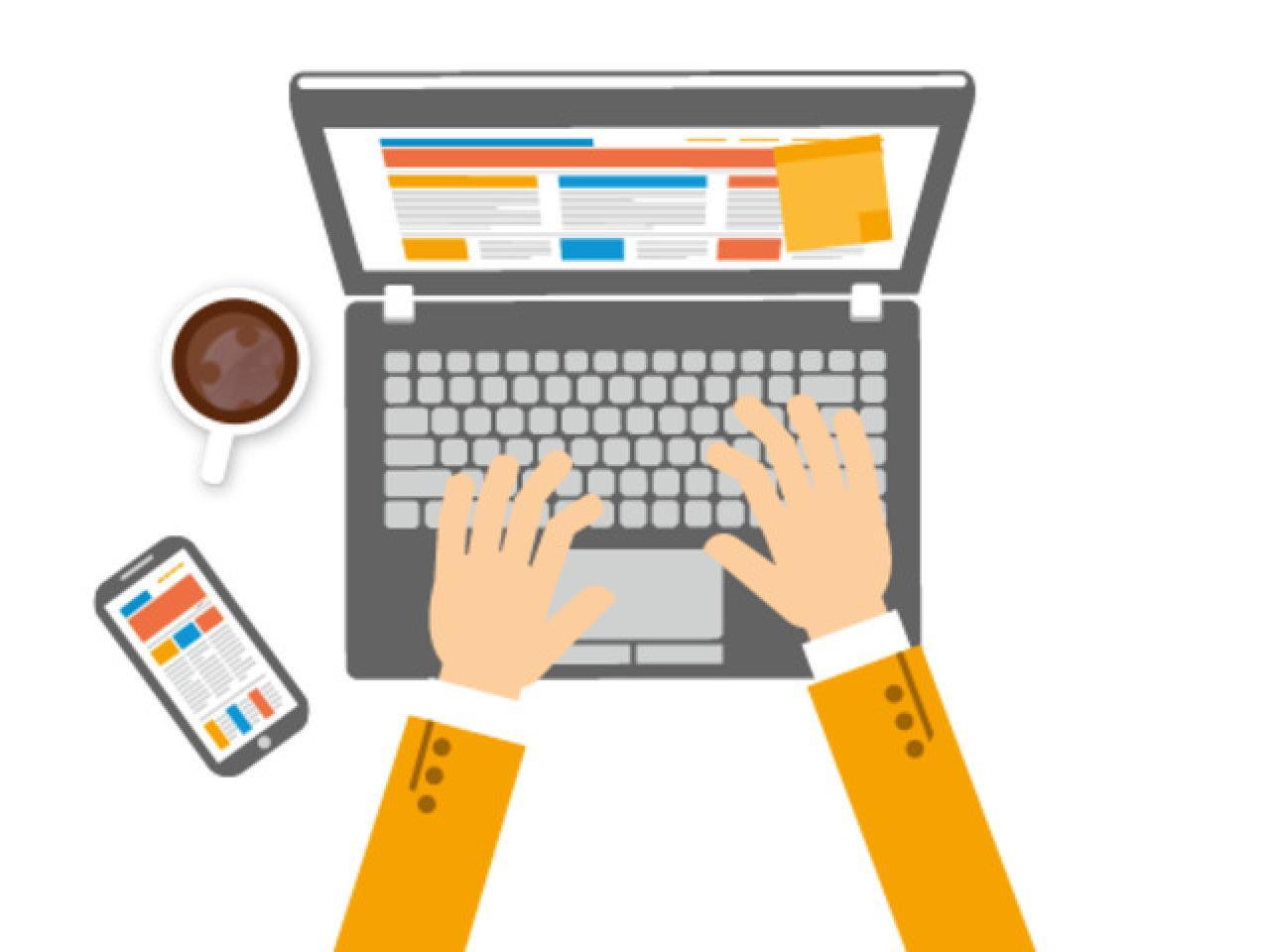 Разработка, продвижение и поддержка сайтов - 1
