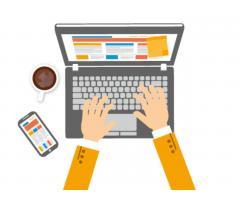 Разработка, продвижение и поддержка сайтов