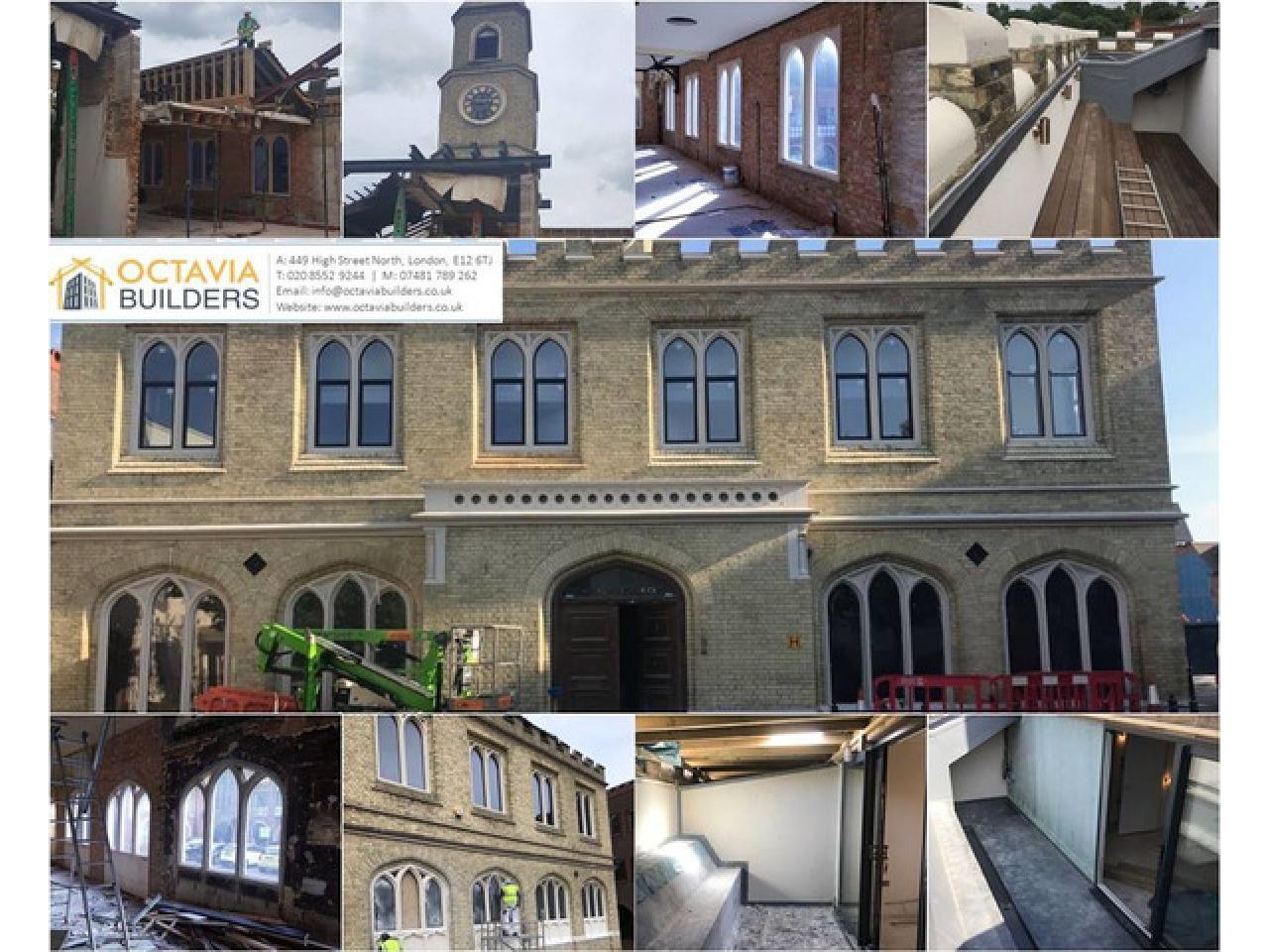 Octavia Builders - Высококвалифицированные специалисты - 9