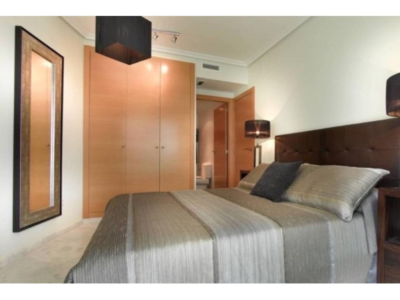 Недвижимость в Испании, Новая квартира с видами на море от застройщика в Бенидорме - 6