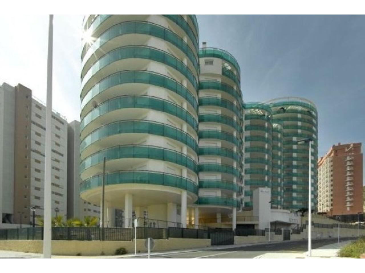 Недвижимость в Испании, Новая квартира с видами на море от застройщика в Бенидорме - 7