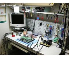 Ремонт компьютеров,ноутбуков,macbook,imac,ребоулинг и замена видео чипов,снятие паролей.