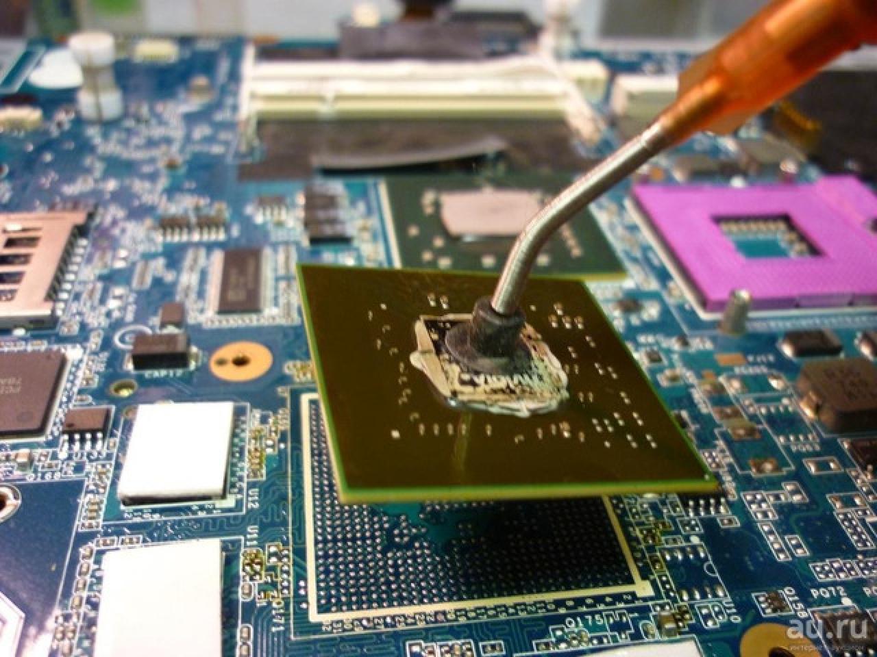 Ремонт компьютеров,ноутбуков,macbook,imac,ребоулинг и замена видео чипов,снятие паролей. - 5