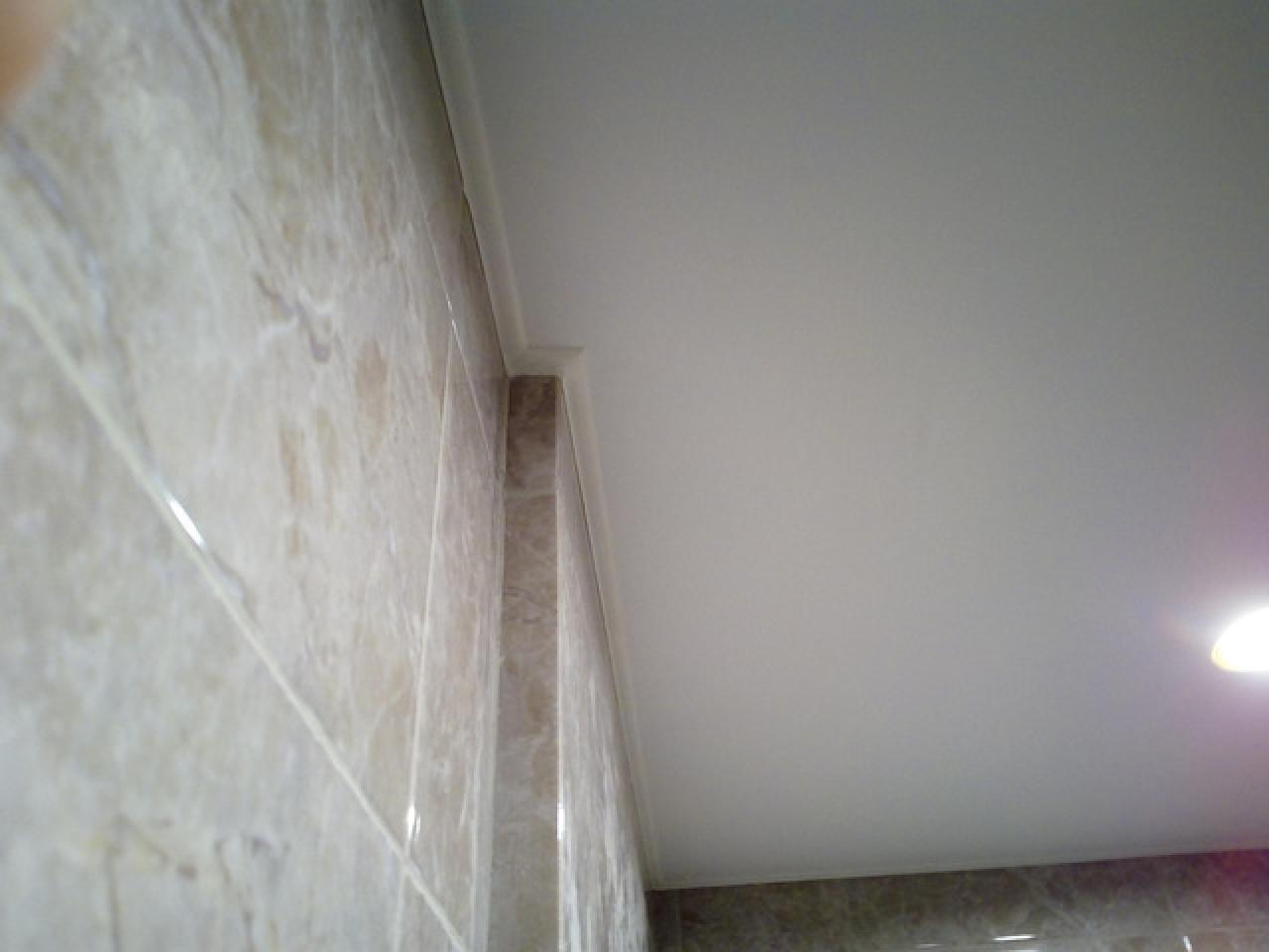 Натяжные потолки - 4