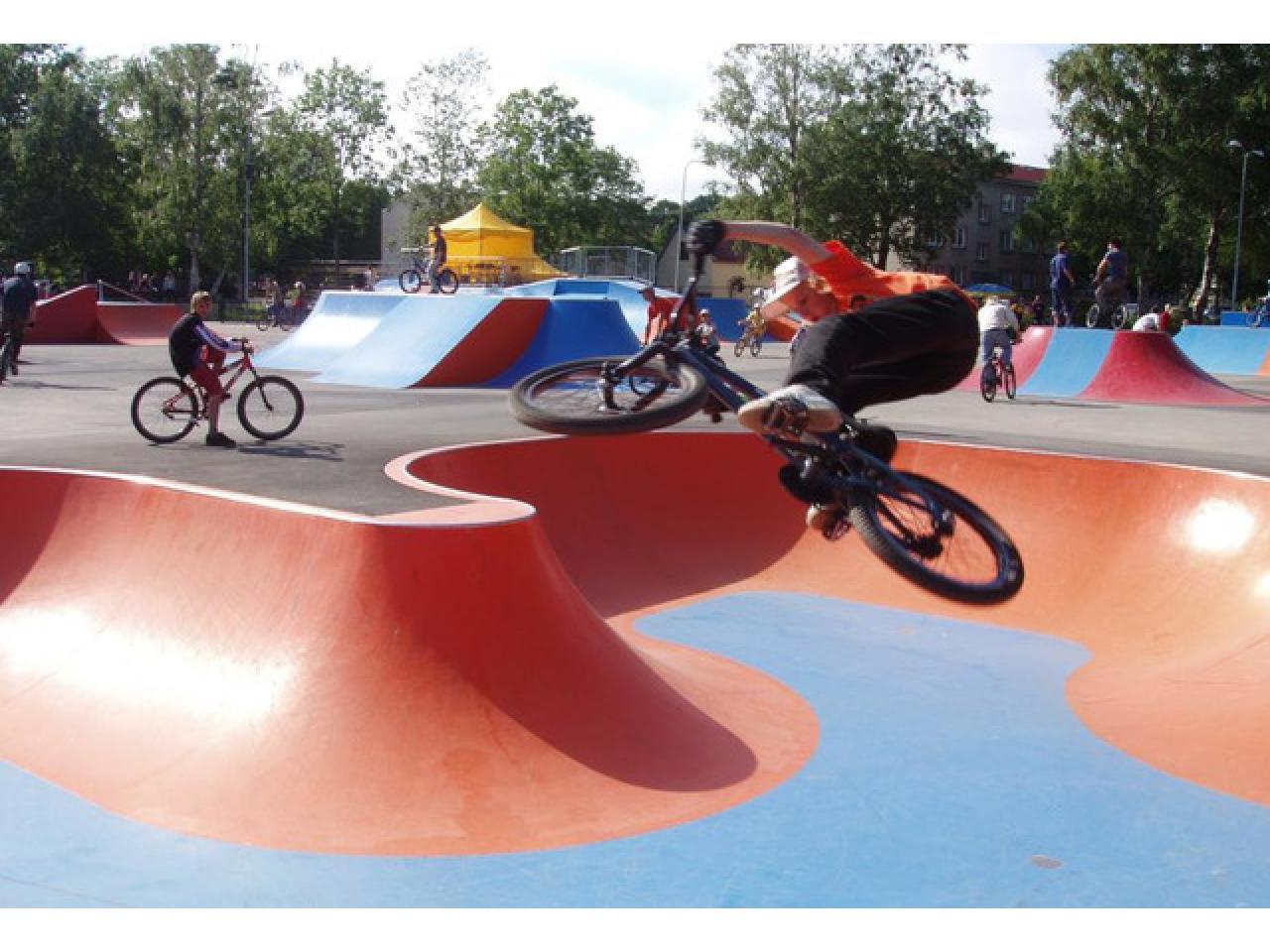 Строительство спортивных, игровых и детских площадок. - 8