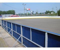 Хоккейная коробка, изготовление и монтаж. По доступной цене и в минимальный срок. - Image 10