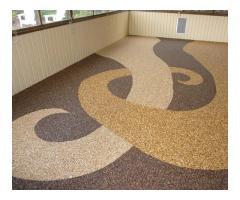 Напольное покрытие каменный пол с использованием кварцевого песка. - Image 6