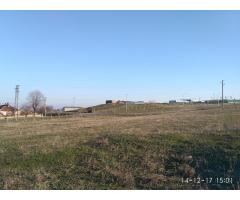 Land in Bulgaria near beach resort Sunny Beach.