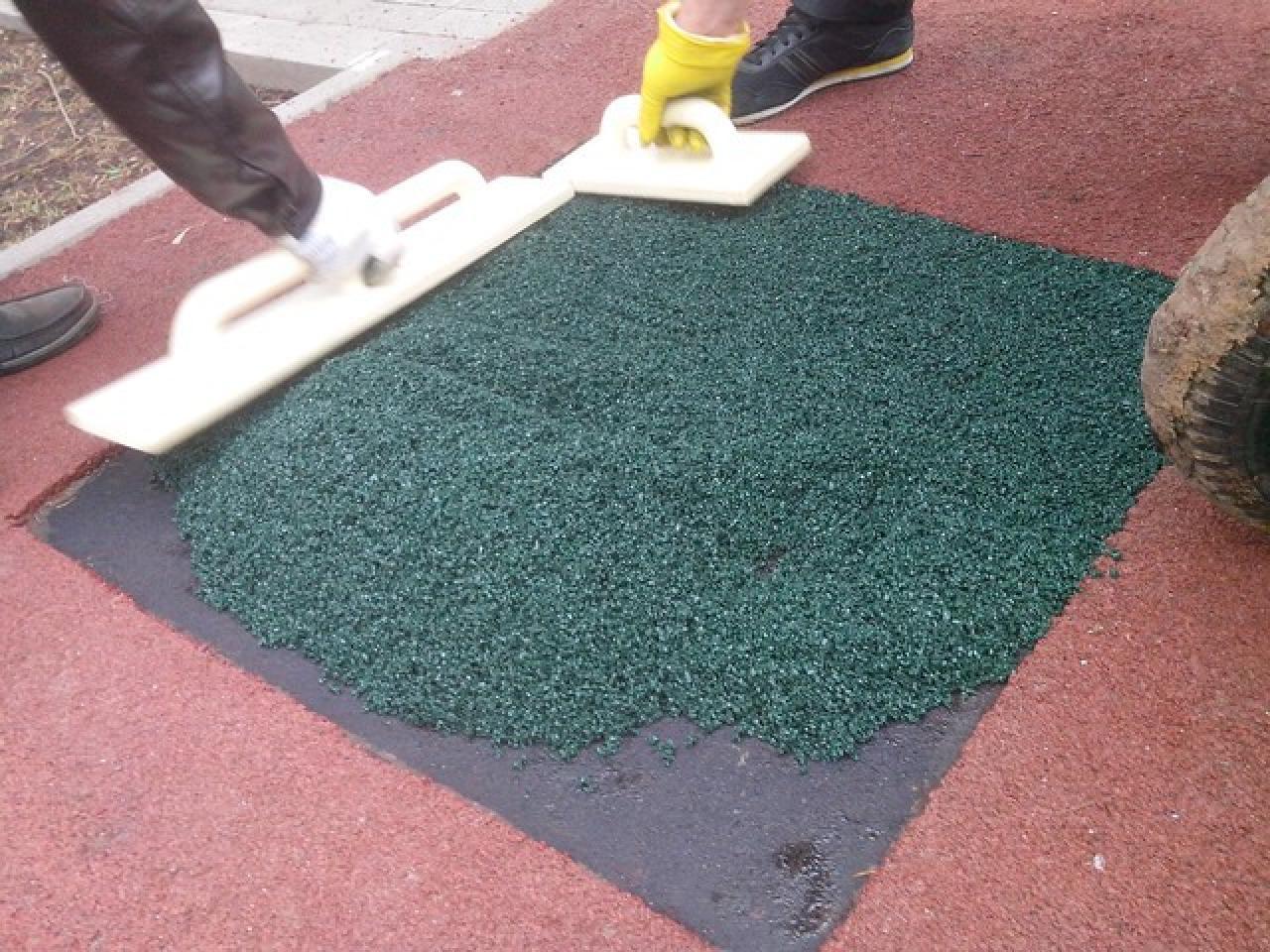 Ремонт и обслуживание спортивных и детских площадок - 1