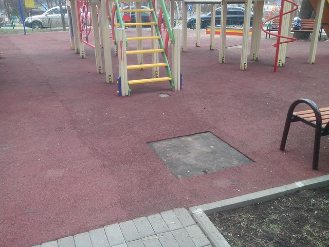 Ремонт и обслуживание спортивных и детских площадок - 2