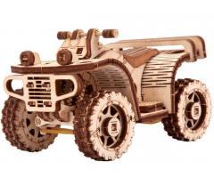 Механические 3D пазлы Wood Trick - Image 1