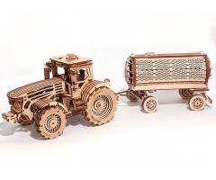 Механические 3D пазлы Wood Trick - Image 2