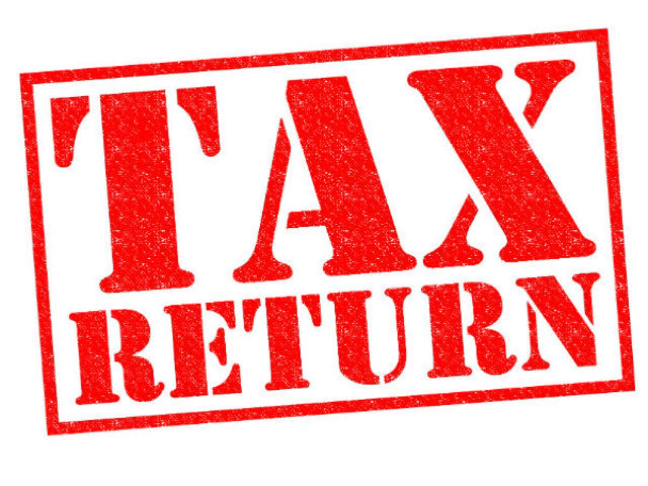 Налоговые декларации (Tax Return) для ВАС - 1