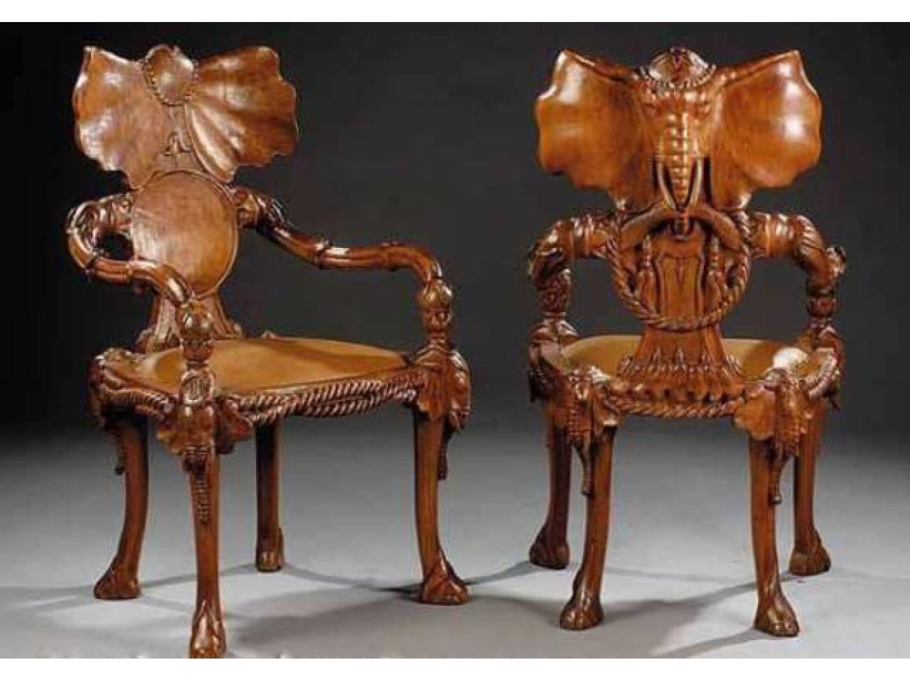 Кресла качалки под заказ - 6