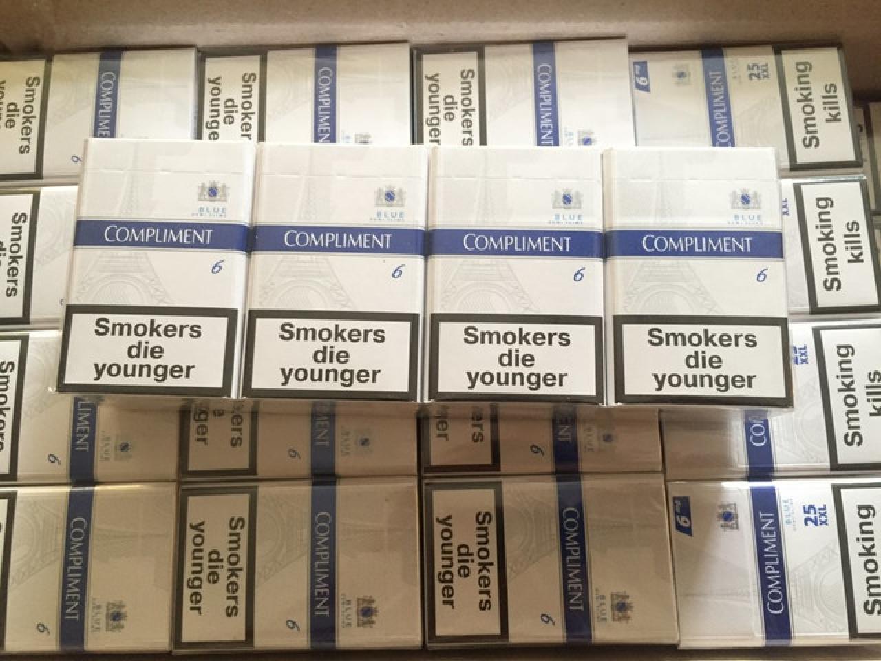 Сигареты Англия - 2