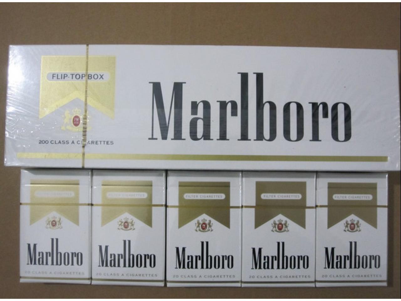 Сигареты Англия - 4