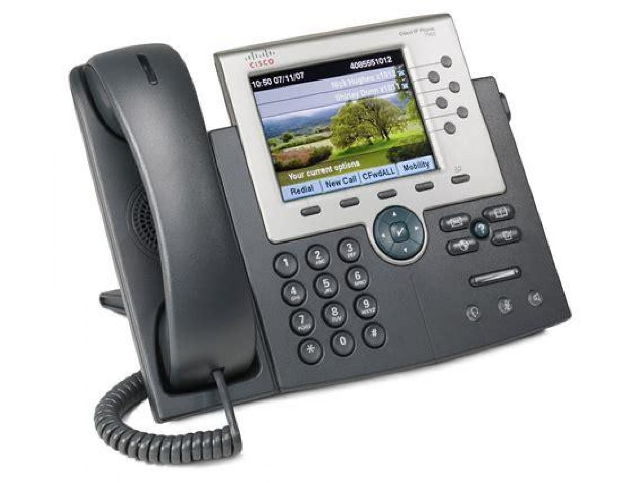 Айпи телефония (IP Phones / IP Telephony). - 1